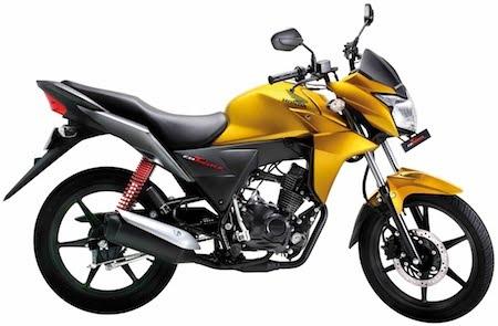 Honda stream bike