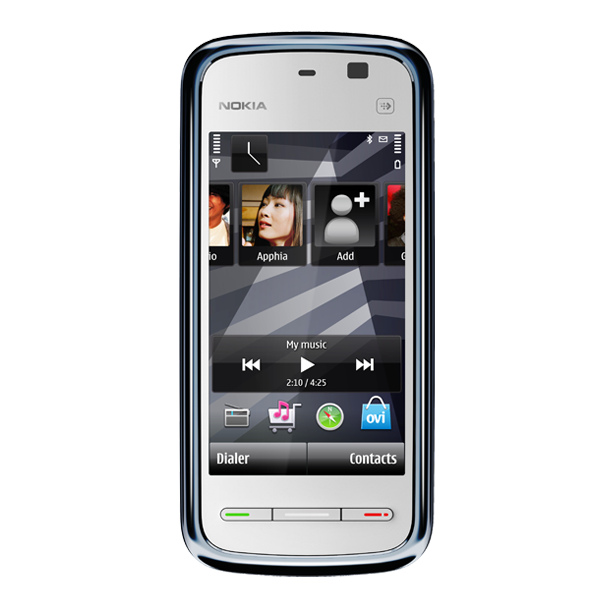 nokia 5235 3 2 touchscreen mobile phone features and price techt20. Black Bedroom Furniture Sets. Home Design Ideas